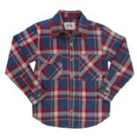 Kite Check Long Sleve Shirt Boys